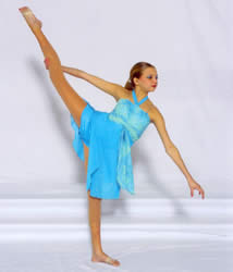 Dyamond - Solo Dance Costume