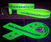 Order Wristbands and Key Chains